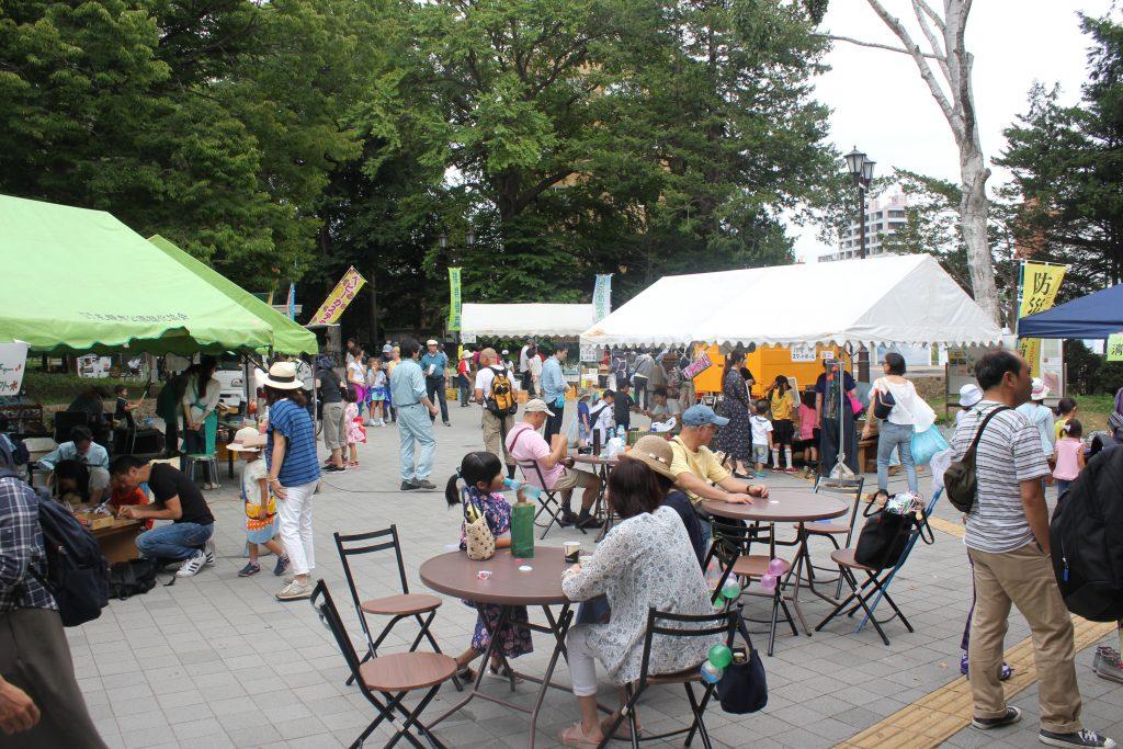 円山公園こども夏まつり2017