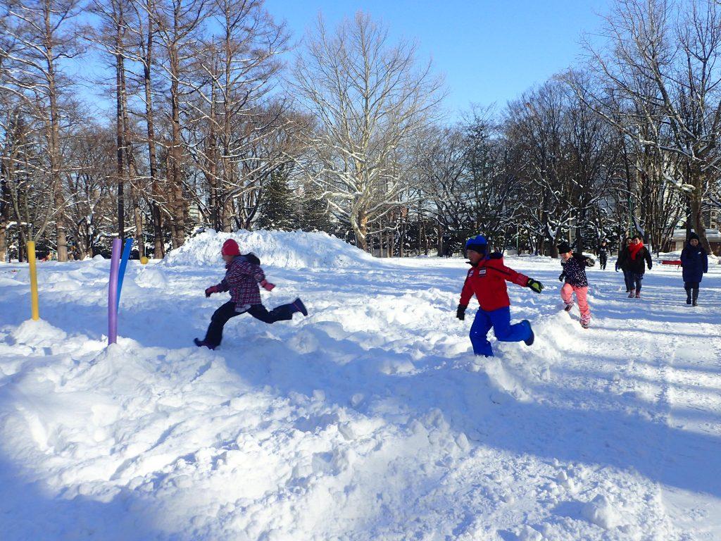 平成31年1月14日まるやま雪中運動教室5
