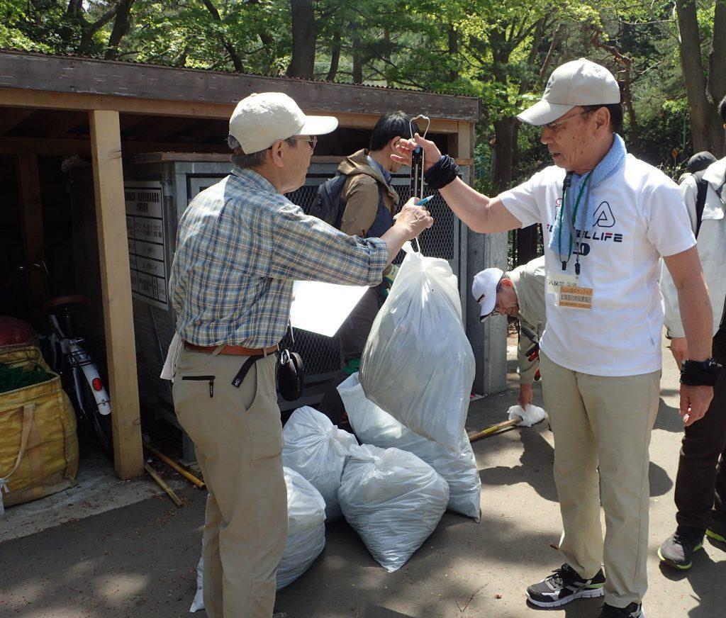 2019年5月17日北海道自然保護協会ボランティア活動4